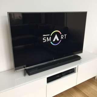 Hisense 4K UHD LED LCD Smart TV 58 inch Netflix Youtube