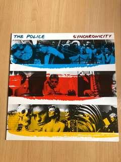 Police synchronicity lp