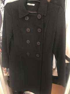 Forcast Black coat