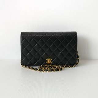 Authentic Chanel Classic Full Flap