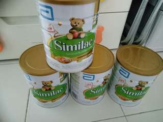 Similac Stage 2 850g