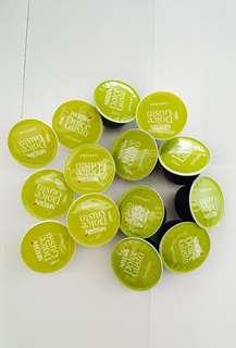 Cappuccino capsules for nescafe dolce gusto machines