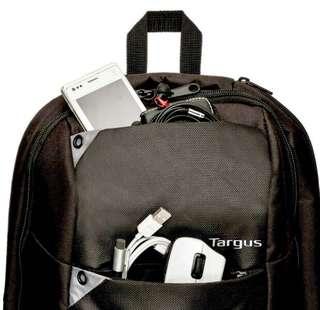Targus電腦15吋後背包