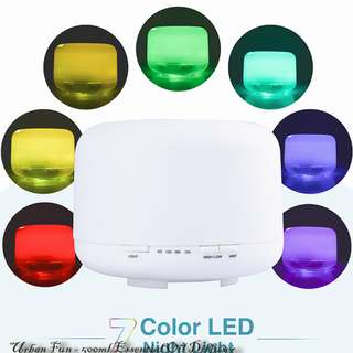 Essential Oil Diffuser/Aroma Diffuser - 500ml (Christmas/Gift/Present)