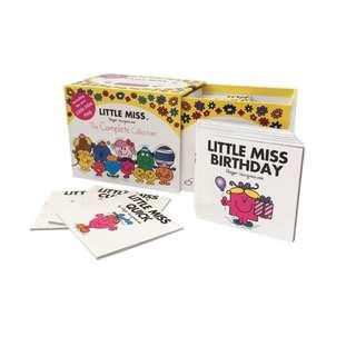 37 Miss Little Storybook Full Set Brand New