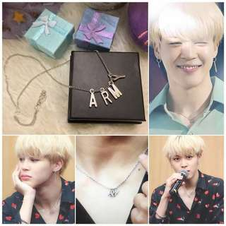 [READYSTOCK]BTS Army Necklace