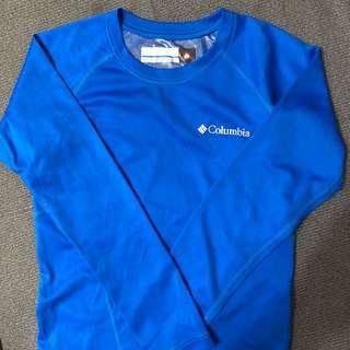 Columbia 保暖打底衫(XS 6-7)