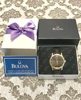 Brand new Bulova men's watch