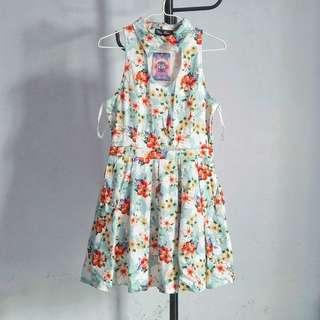 Summer Korean Dress #horegajian