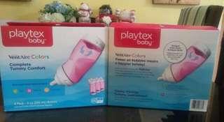 Playtex Baby Bottles