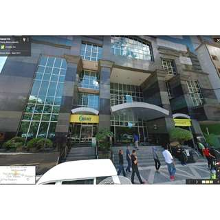 For Sale Ground Floor Commercial Condo Units in Prestige Tower Ortigas Center Pasig City