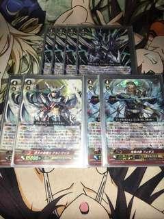 "Royal Paladin ""SGD"" Deck. (Cardfight Vanguard)"
