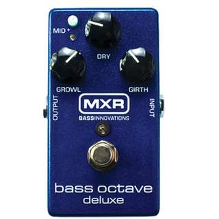 MXR Pedal Bass Octave Deluxe M288