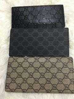 Wallets for Men. #Gucci