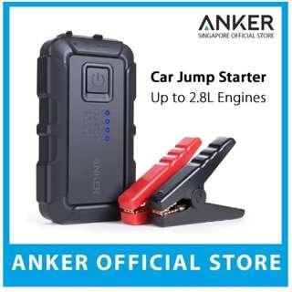 ANKER POWERCORE JUMP STARTER