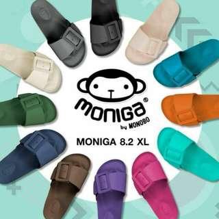PRE ORDER BANGKOK Redapple Sandal monobo by moniga Original Thailand