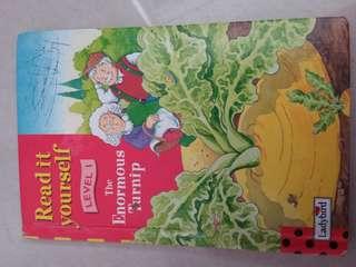 Ladybird children book