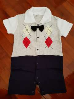 Baby Romper - New boy clothes for 6 - 12 months