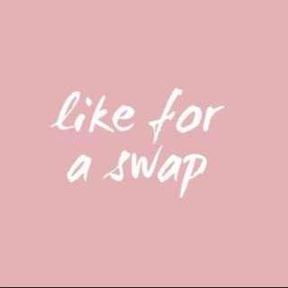 Swaps?