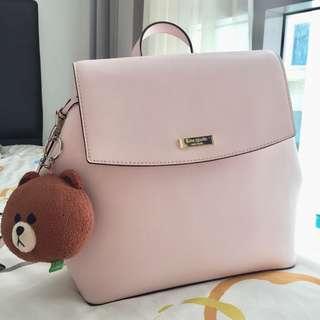 Original Kate Spade Light Pink Backpack