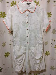 100%real 全新 Frapbois onepiece 連身裙  size 0