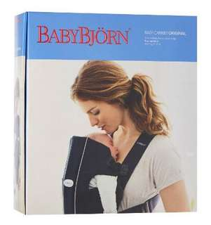 Brand New Baby Bjorn Baby Carrier