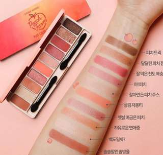 Etude house play color eyes peach