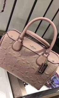 Original coach women Handbag Bennett bag sling bag crossbody bag