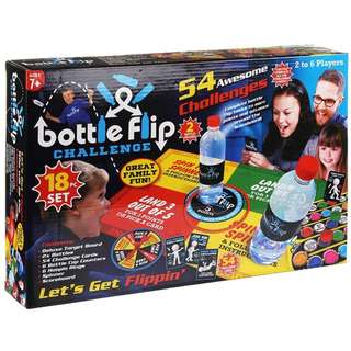 Bottle Flip Challenge Game