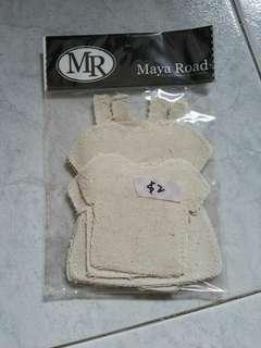 Maya road canvas pieces laundry clothes