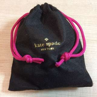 New & unused: great gift! Kate Spade leather coin purse