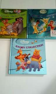Disney Story Collections