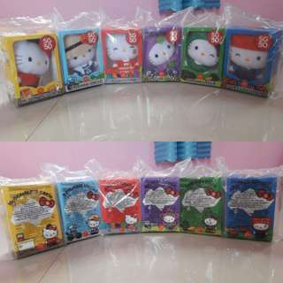 McDonald's SG50 Hello Kitty Collector's Set (set of 6)