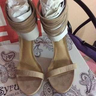 Syrup | Ankle Strap Hills New