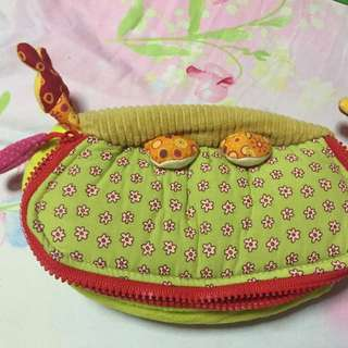 Lilliput Bag With Matching Pouch
