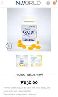 Nworld vitamins coq10