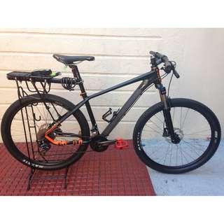 Cole Maxxis 27.5 XC Mountain Bike MTB medium frame with koozer hub