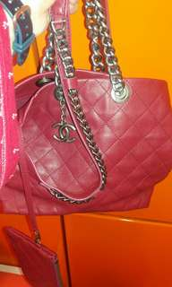 Chanel 31 Rue Cambon Paris Bag