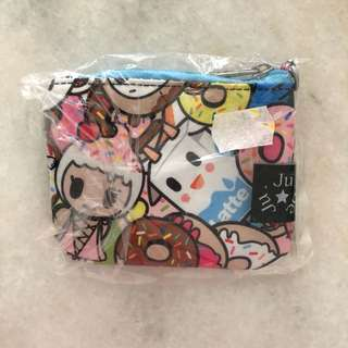 Brand new Jujube coin purse