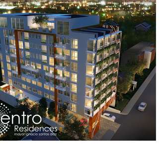 #centro residences cubao near mrt station