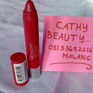 Revlon Matte Balm Shade 240 Red