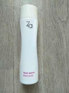 Za true white emulsion