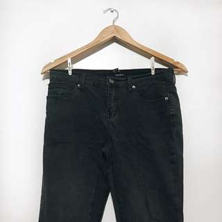 Forever 21 black jeans