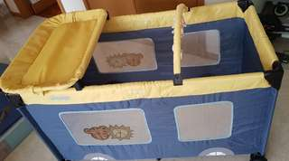 Baby Cot, Baby Bed, travel bed, Jeep