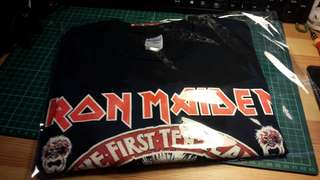 Iron maiden high Quality Band shirt (M)