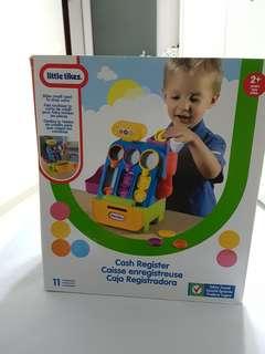 Brand new Little Tikes Cash Register