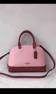 Original coach women Sierra bag