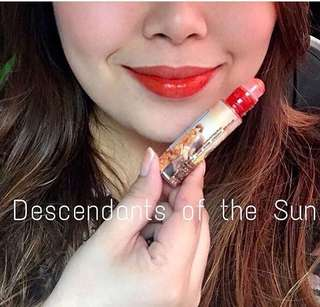 Tancey Beauty lip and cheek tint