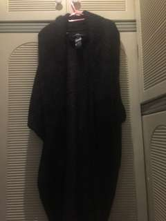 Knitted coat 99% new