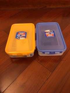Lock and Lock 微波爐盒 Food Storage